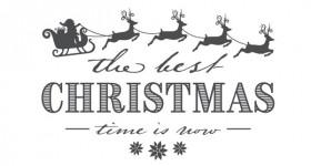 Personalizza il tuo template con gli elementi di Natale