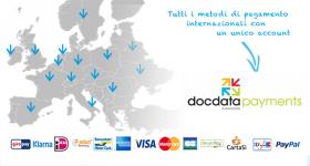 DOCdata Payment disponibile nella piattaforma NewCart