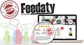 Le recensioni certificate di Feedaty integrate sul tuo sito di e-commerce