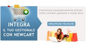 Come integrare un software gestionale con NewCart