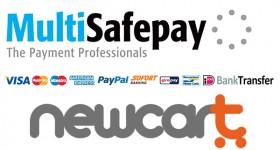 NewCart integra Multisafepay Connect tra gli strumenti di pagamento