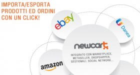 Integrazione con Marketplace, Metaseller, Dropshipper, Gestionali, etc