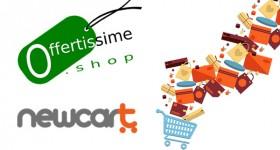 Offertissime.shop: il comparatore gratuito per gli e-shop NewCart