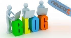 Come usare il blog sugli e-shop NewCart
