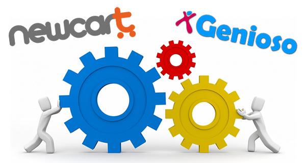 Il software gestionale Genioso, integrato con NewCart