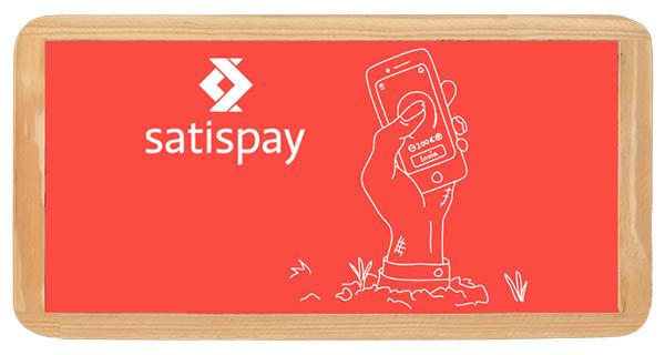 Satispay: nuovo metodo di pagamento integrato su NewCart