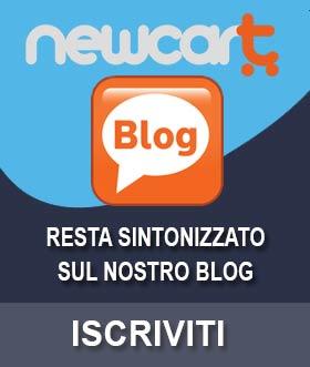 newcart blog rimani sintonizzato
