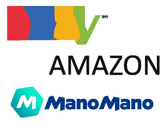 Newcart è già integrato con eBay Amazon ManoMano